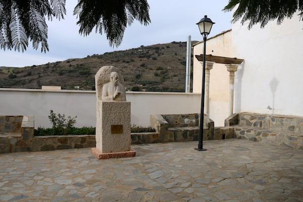 Plaza del Escultor Juan Cristóbal
