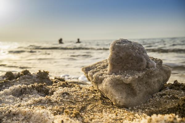Baño Mar Muerto.