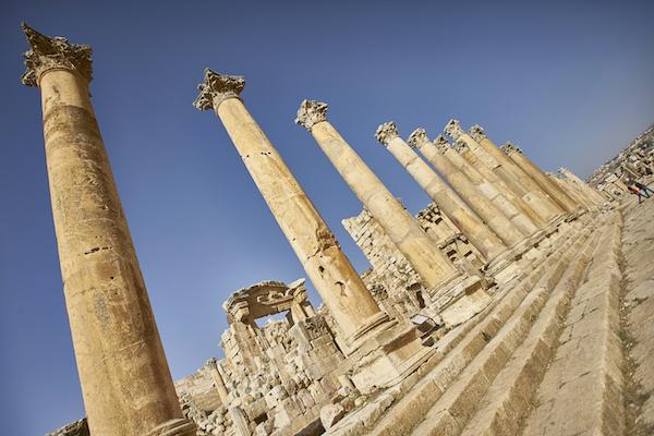 Catedral Jerash