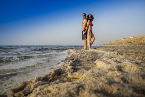 Orillas Mar Muerto