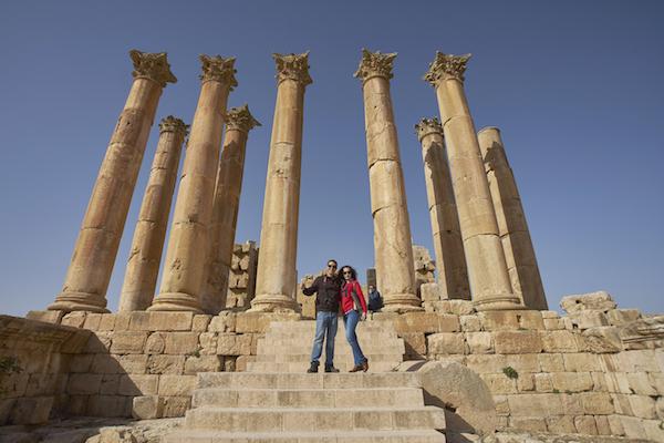 Templo de Artemis.