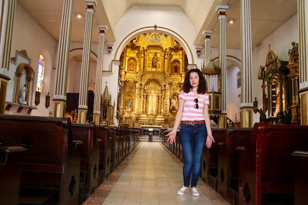 Altar Igleisa San José