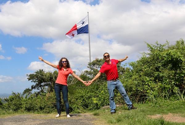 Bandera Panamá