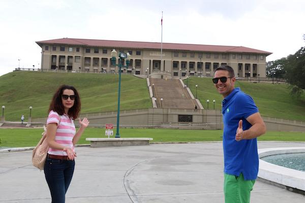 Edificio Administración del Canal de Panamá