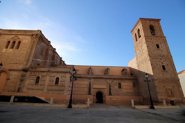 Exterior Iglesia Mayor de la Encarnación