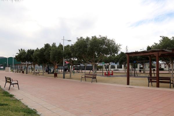 Parque Periurbano Blas Infante