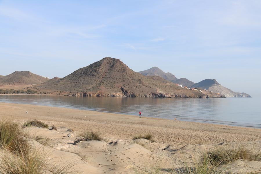 Playa Genoveses.