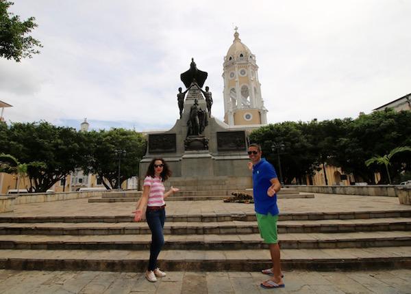 Plaza Simón Bolivar