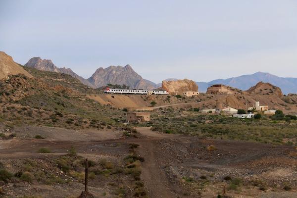Vía Ferrea Pulpí