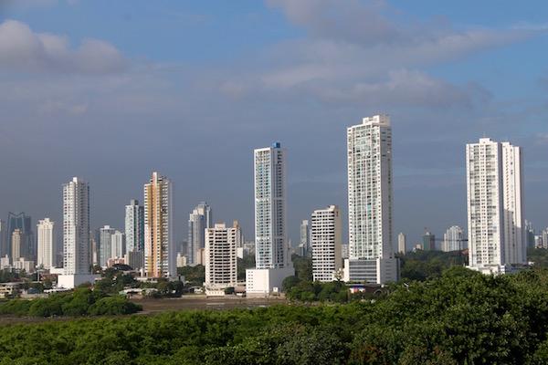 Vista Torre Ciudad Moderna