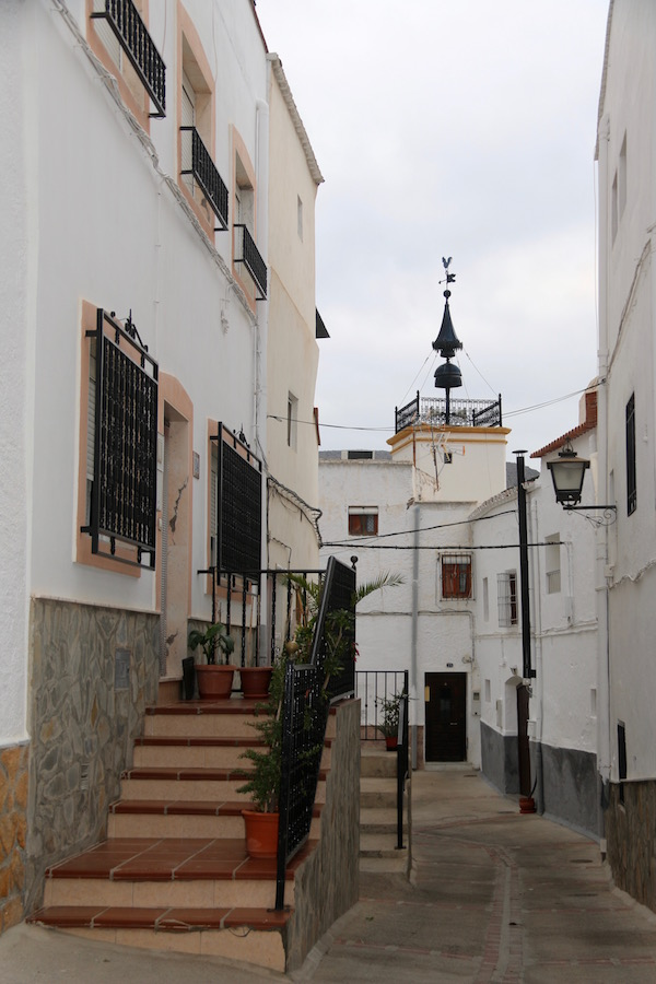 Calles Alboloduy