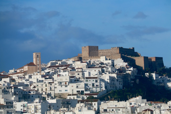 Castillo Salobreña