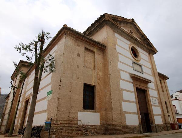 Exterior Iglesia San Juan Bautista