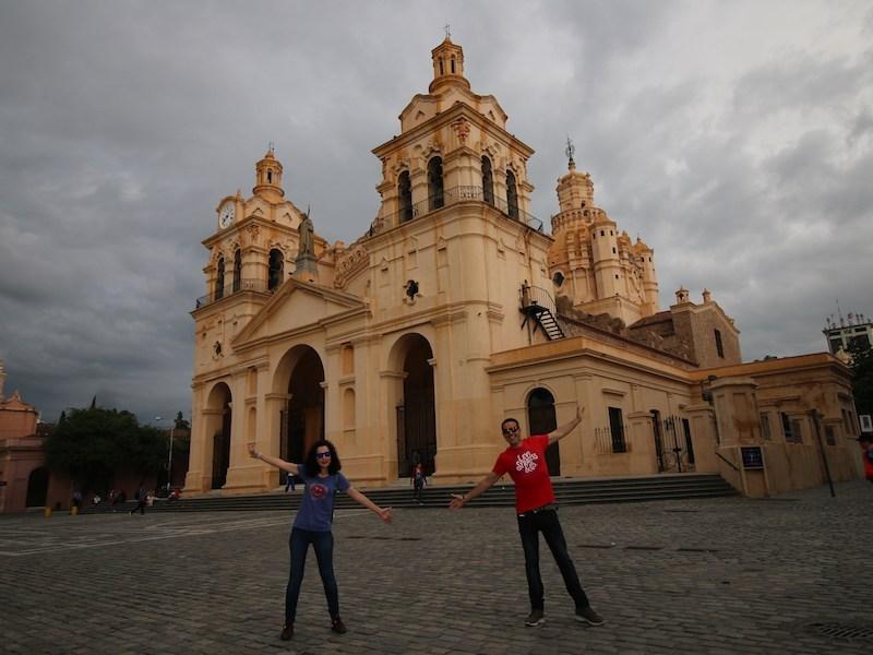 Catedral Córdoba -Argentina-