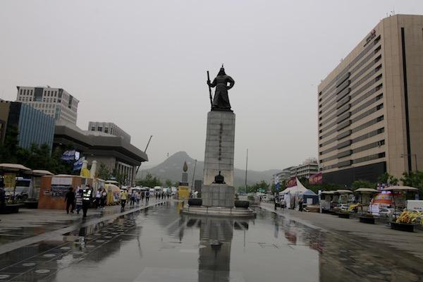 Estatua Yi Sun Sin