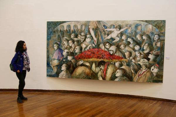Exposiciones Museo Bellas Artes Salta