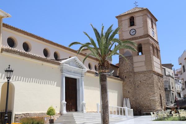 Iglesia Santa María del Rosario
