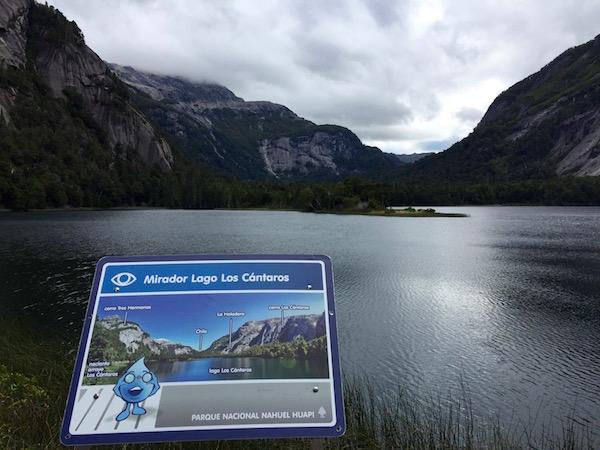 Mirador Lago de Los Cántaros