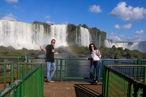 Visita Parque Nacional Do Iguaçu