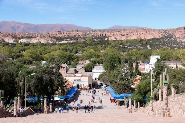 Vistas Humahuaca