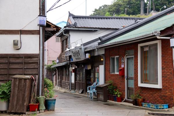 Casas Guryongpo