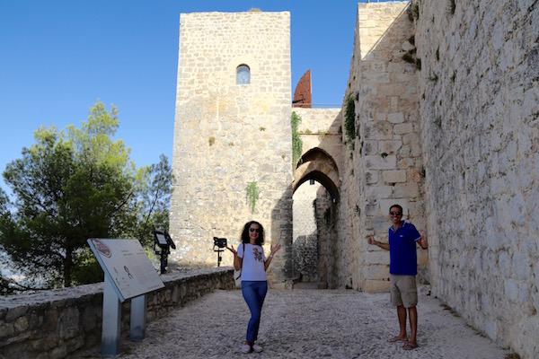 Castillo Santa Catalina.