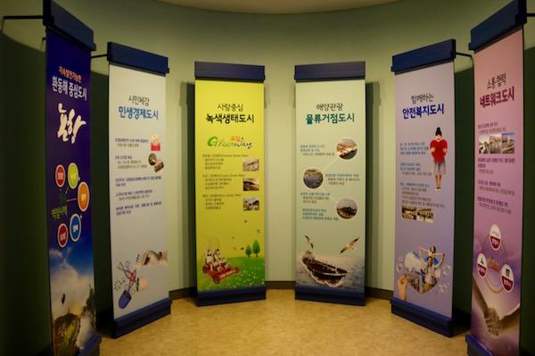 Exposición Museo New Millennim Memorial Hall