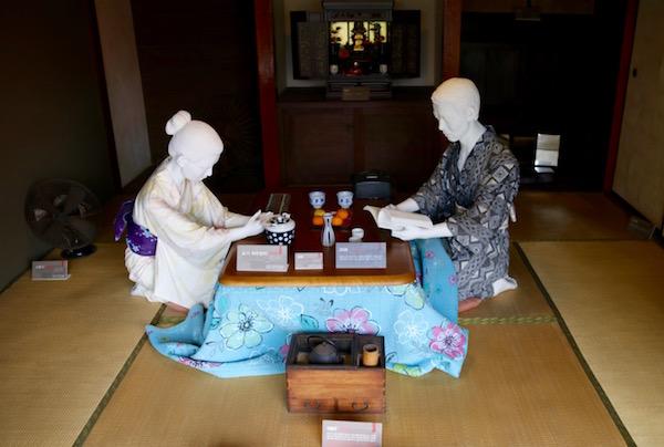Exposición museo Moderno Historia Guryongpo