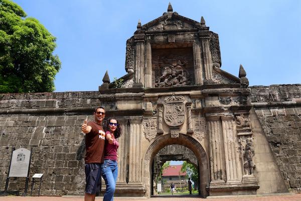 Fuerte Santiago Manila