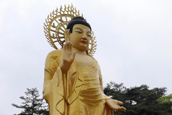 Imagen Buda Maitreya