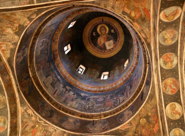 Pinturas Iglesia Stavropoleos