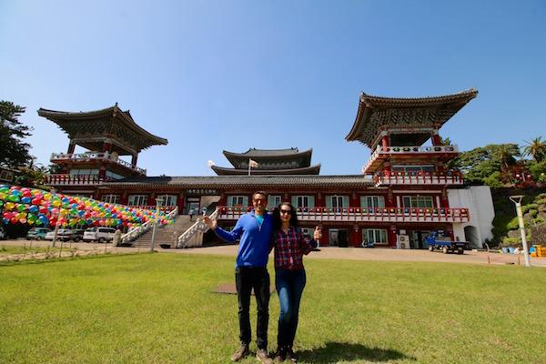 Templo Yakcheon