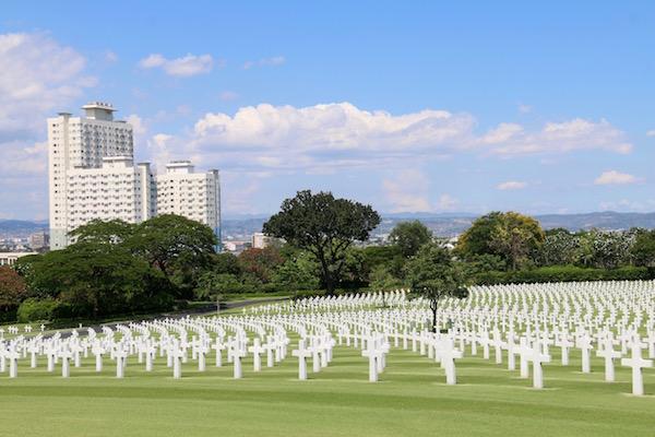 Tumbas Cementerio Américano