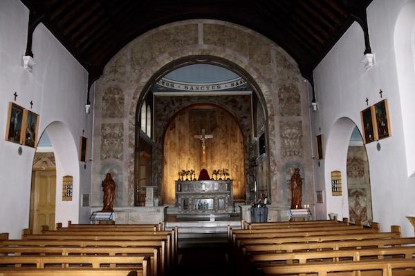 Altar Iglesia James