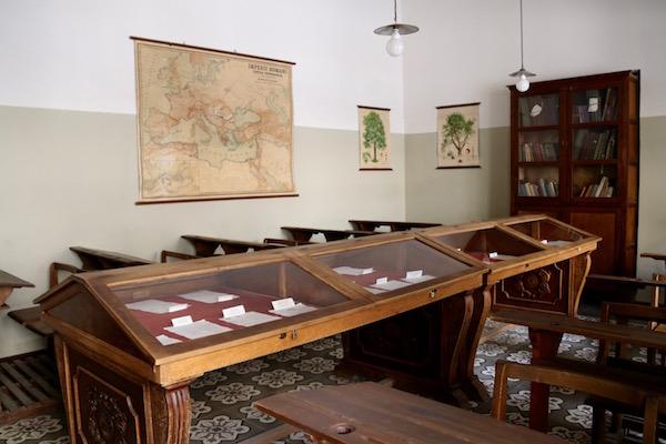 Aula Antigua Universidad Baeza