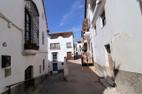 Calles Albuñol.