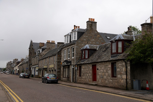 Calles Grantown-on-spey
