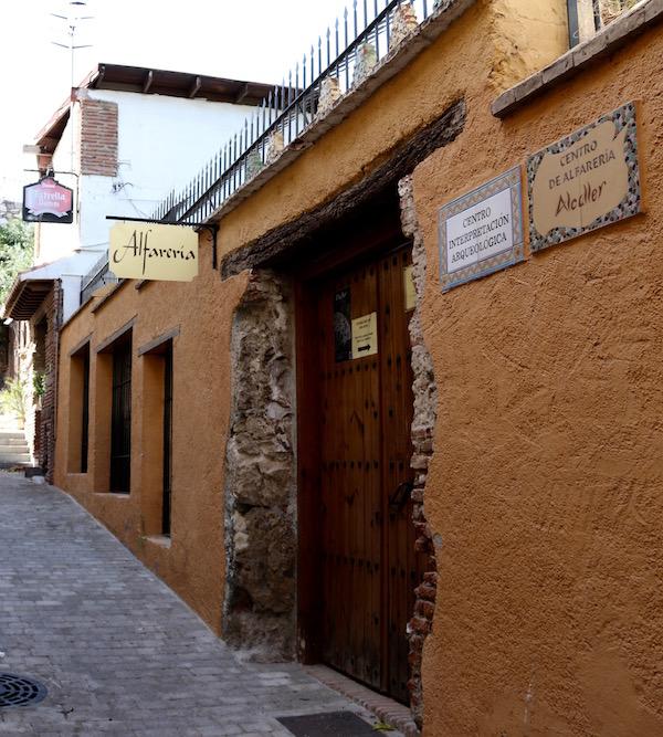 Centro de Alfarería Municipal