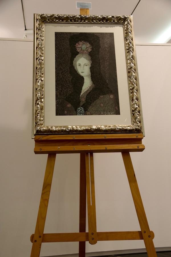 Exposición Centro Arte Hernández Quero
