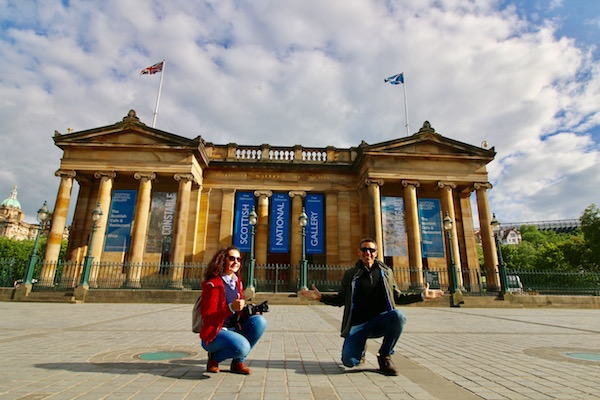 Galería Nacional Escocia
