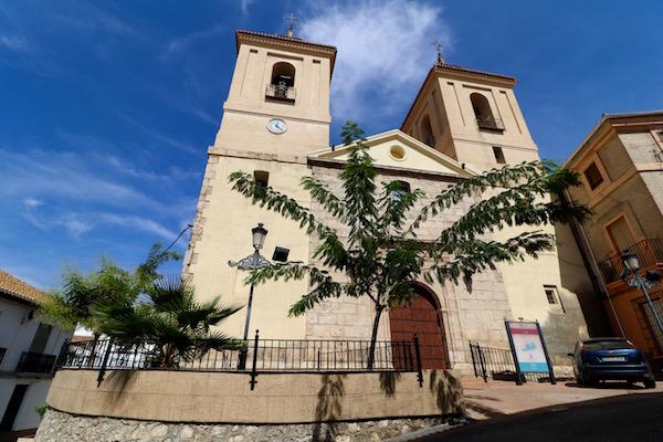 Iglesia Parroquial San Patricio