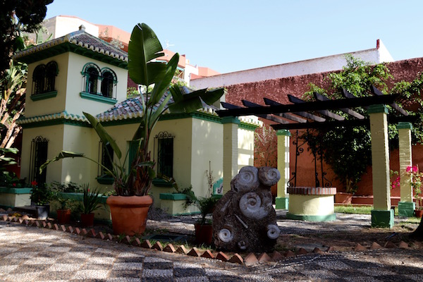 Jardín Palacete Najarra