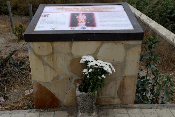Monumento Virgen Cabeza