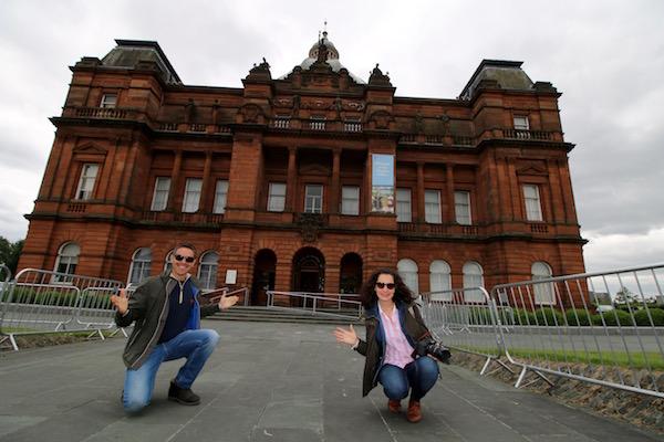 Museo Historia Glasgow