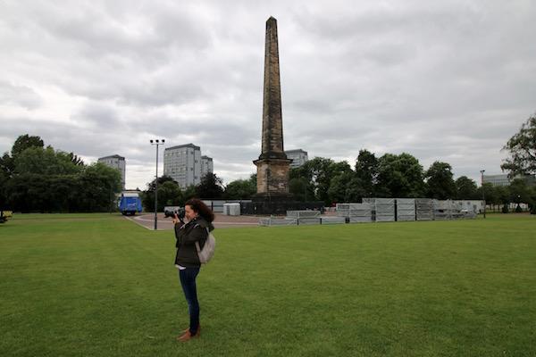 Parque Glasgow Green