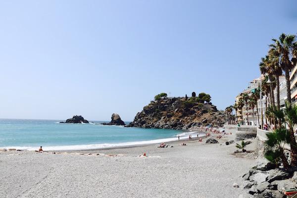 Playa Caletilla