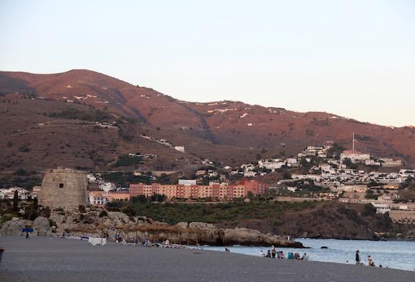 Playa El Tesorillo