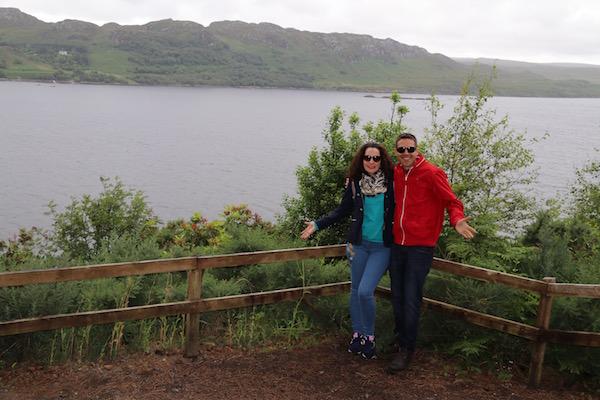 Vistas Lago Ewe