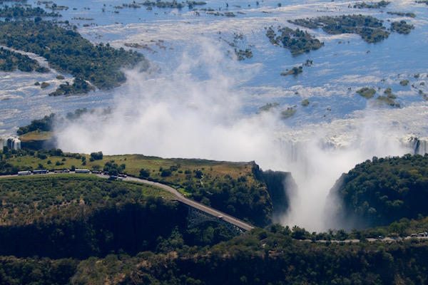 Vistas Victoria Falls