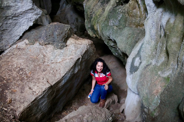 cueva Batu Cermin,